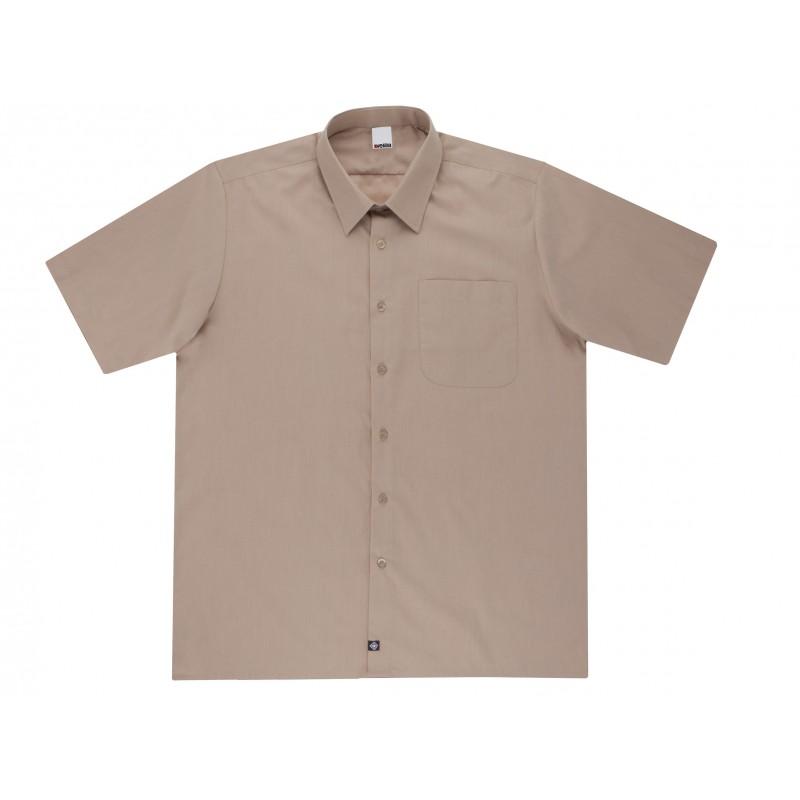 Camisa de manga corta vintage